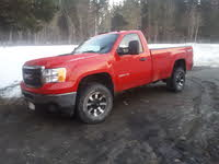 Picture of 2013 GMC Sierra 3500HD Work Truck Chassis, exterior, gallery_worthy