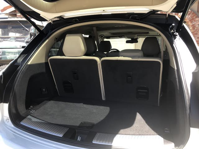 Picture of 2015 Acura MDX FWD with Technology Package, interior, gallery_worthy