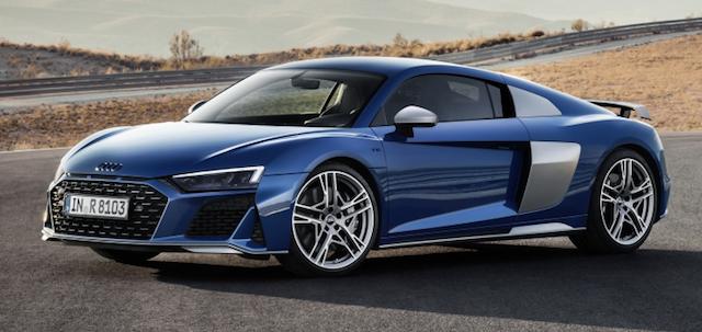 2020 Audi R8, exterior, manufacturer, gallery_worthy