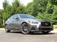 Picture of 2018 INFINITI Q50 Red Sport 400 AWD, exterior, gallery_worthy