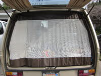 Picture of 1987 Volkswagen Vanagon Camper Passenger Van, interior, gallery_worthy