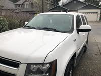 Picture of 2012 Chevrolet Tahoe Hybrid 4WD, exterior, gallery_worthy