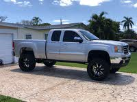 Picture of 2013 GMC Sierra 1500 SLE Ext. Cab, exterior, gallery_worthy