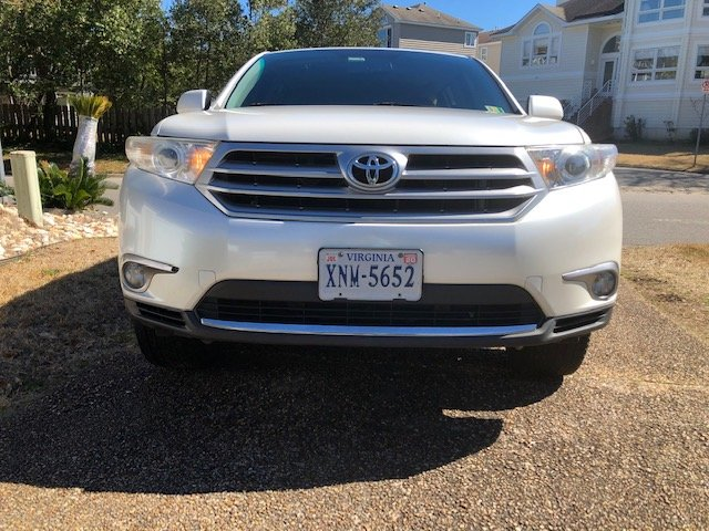Picture of 2011 Toyota Highlander Limited