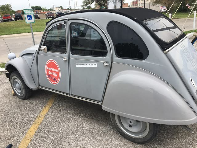 Picture of 1964 Citroen 2CV