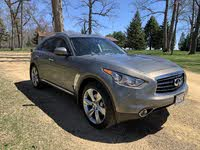 Picture of 2013 INFINITI FX50 AWD, exterior, gallery_worthy