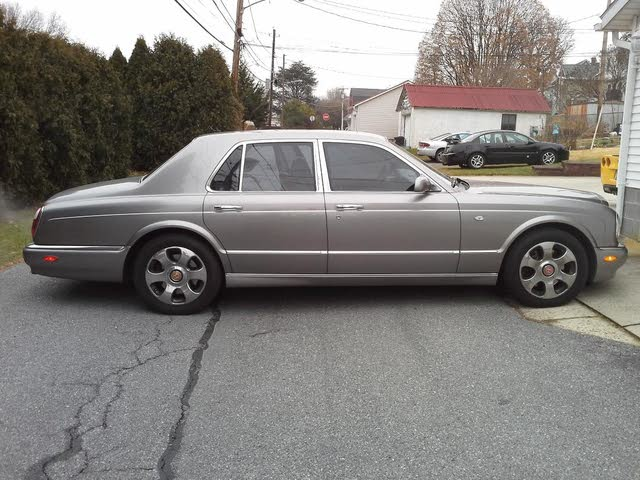 Picture of 2002 Bentley Arnage Red Label RWD