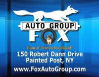 Fox Auto Group logo