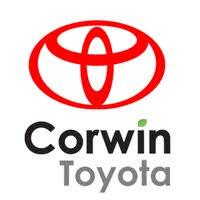Corwin Toyota logo