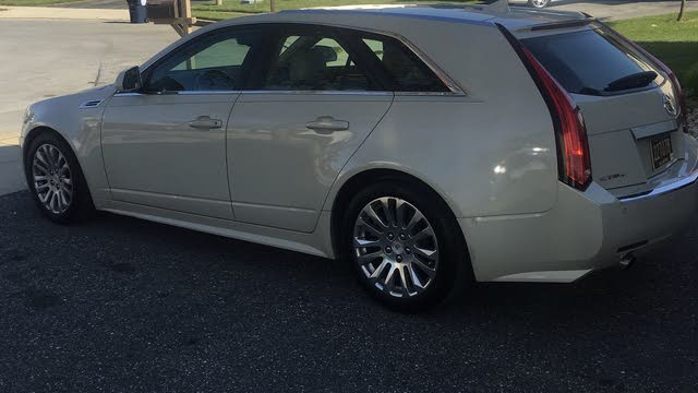 Picture of 2010 Cadillac CTS Sport Wagon 3.6L Performance AWD