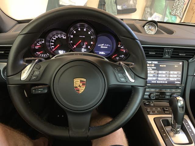 2016 Porsche 911 Interior Pictures Cargurus