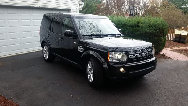 Picture of 2013 Land Rover LR4 HSE LUX