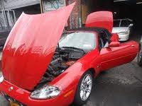 Picture of 2001 Jaguar XK-Series XK8 Convertible RWD, engine, gallery_worthy