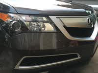 Foto de un 2011 Acura MDX SH-AWD with Technology and Entertainment Package, exterior, gallery_worthy