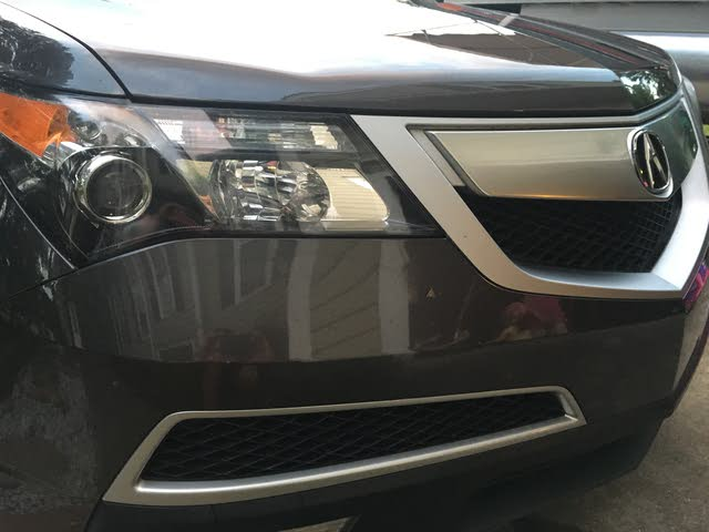 Picture of 2011 Acura MDX SH-AWD with Technology and Entertainment Package