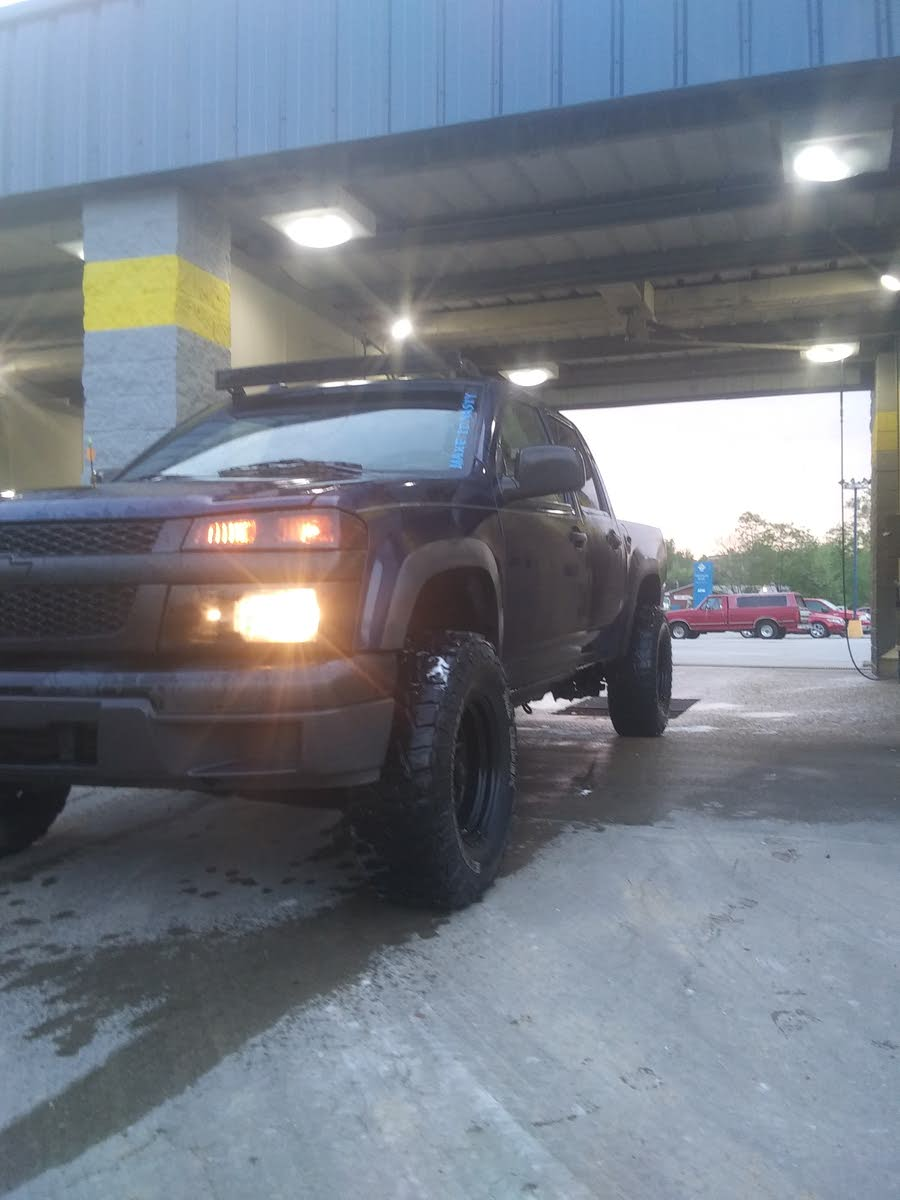 Chevrolet Colorado Questions - Stalling - CarGurus