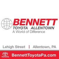 Bennett Toyota logo