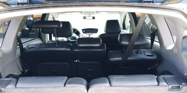 Picture of 2007 Subaru B9 Tribeca 7-Passenger, interior, gallery_worthy