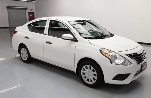 Picture of 2017 Nissan Versa S Plus
