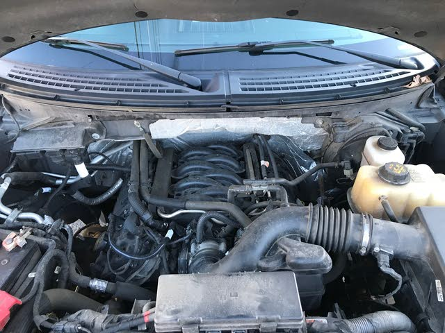 Picture of 2012 Ford F-150 XLT SuperCrew 4WD, engine, gallery_worthy