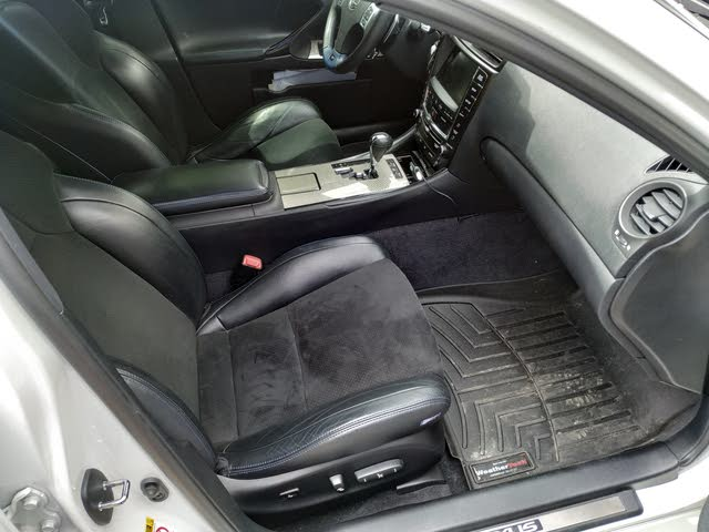 Picture of 2012 Lexus IS F RWD, interior, gallery_worthy