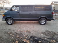 Picture of 1998 Dodge RAM Wagon 2500 Extended Passenger RWD, exterior, gallery_worthy