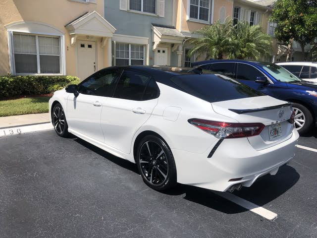 Picture of 2019 Toyota Camry XSE V6 FWD