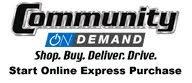 Community Nissan of Bloomington logo