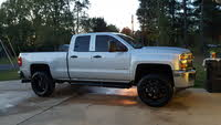 Picture of 2015 Chevrolet Silverado 2500HD Work Truck Double Cab 4WD, exterior, gallery_worthy
