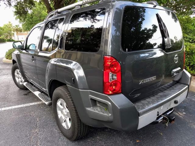 Foto de un 2009 Nissan Xterra S