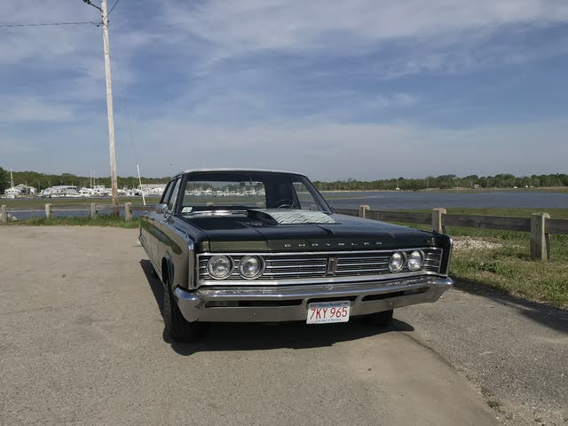 Picture of 1966 Chrysler Newport