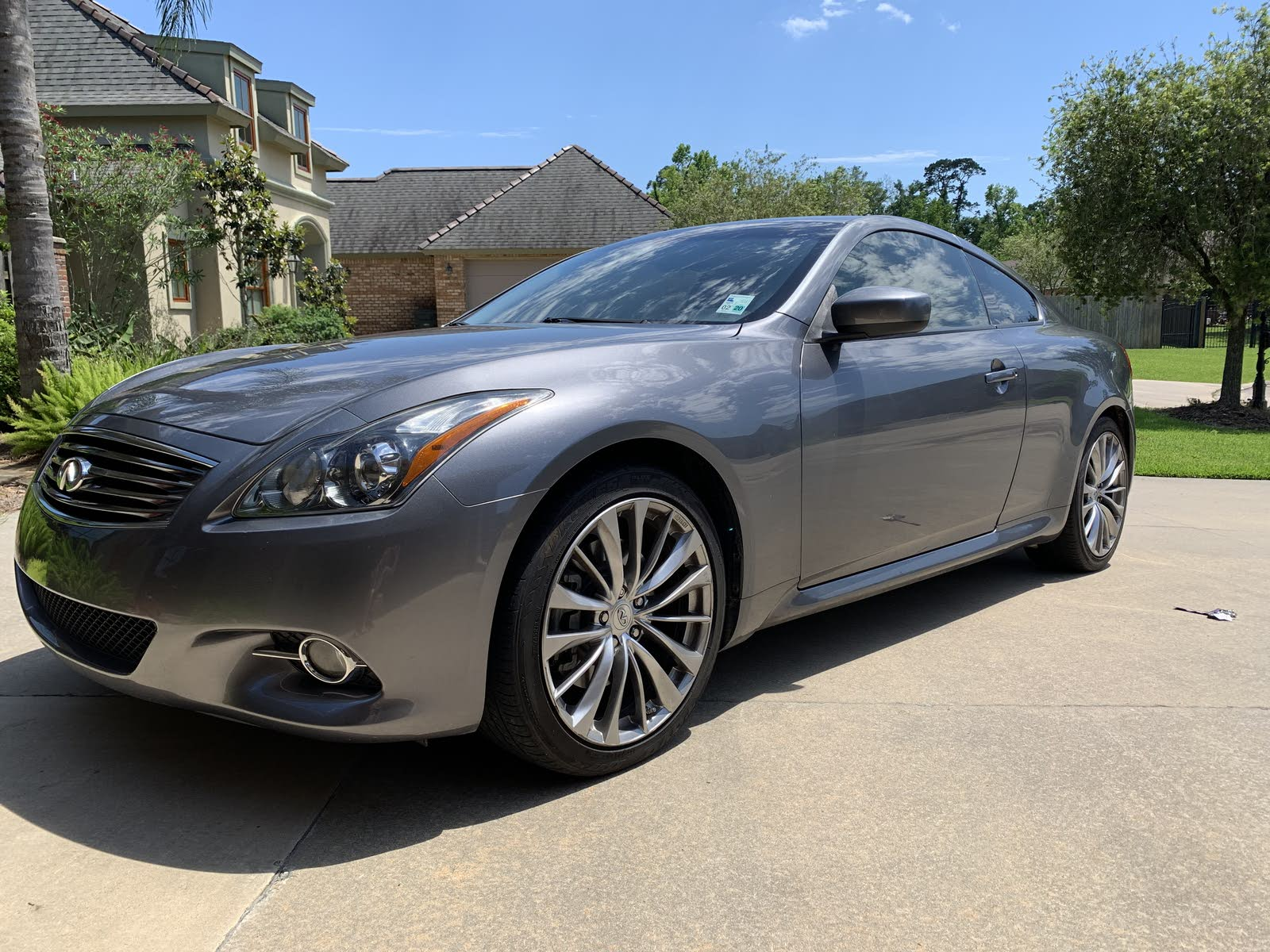 2012 Infiniti G37 Test Drive Review Cargurus