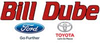 Bill Dube Ford Toyota logo