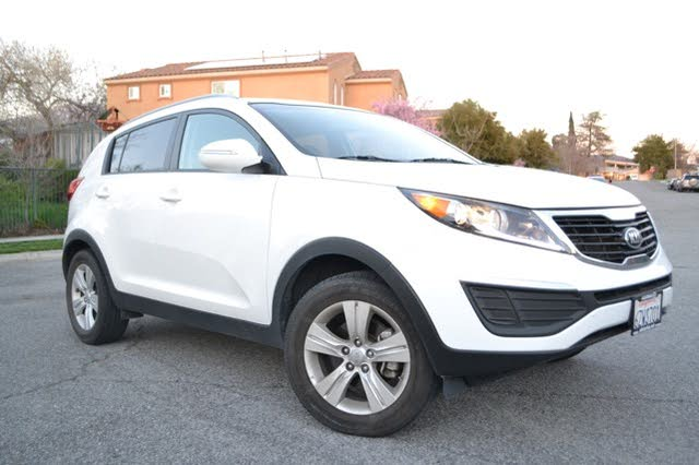 Picture of 2013 Kia Sportage LX