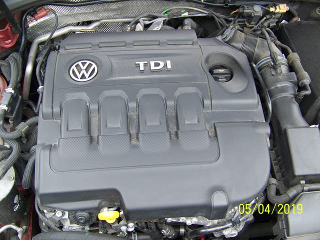 Picture of 2015 Volkswagen Passat TDI SEL Premium, engine, gallery_worthy