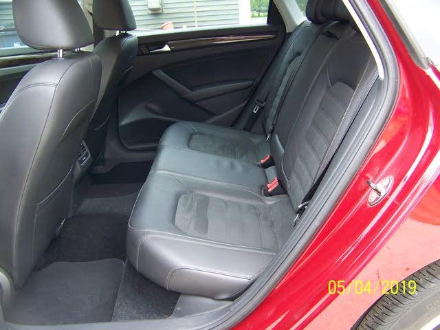 Picture of 2015 Volkswagen Passat TDI SEL Premium, interior, gallery_worthy
