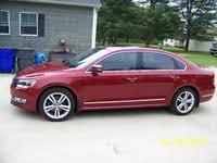 Picture of 2015 Volkswagen Passat TDI SEL Premium, exterior, gallery_worthy