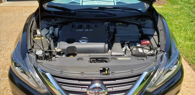 Picture of 2016 Nissan Altima 3.5 SL, engine, gallery_worthy