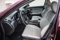 Picture of 2012 Acura TL SH-AWD with Advance Package, interior, gallery_worthy