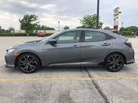 Picture of 2018 Honda Civic Hatchback Sport FWD, exterior, gallery_worthy