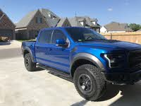 Picture of 2019 Ford F-150 SVT Raptor SuperCrew 4WD, exterior, gallery_worthy