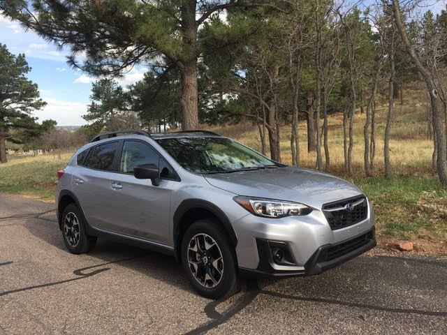Picture of 2018 Subaru Crosstrek Base, exterior, gallery_worthy