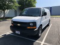 2012 Chevrolet Express Cargo Picture Gallery