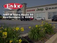Taylor Chrysler Dodge Jeep RAM logo