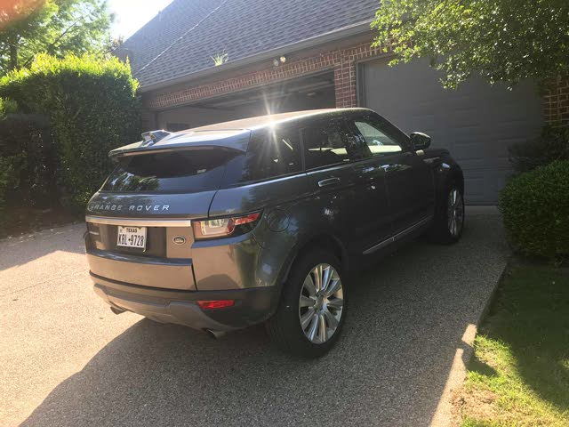Picture of 2016 Land Rover Range Rover Evoque HSE, exterior, gallery_worthy