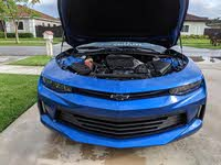 Picture of 2017 Chevrolet Camaro 1LT Coupe RWD, exterior, engine, gallery_worthy
