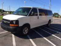 Picture of 2011 Chevrolet Express Cargo 2500 Extended RWD with Upfitter, exterior, gallery_worthy