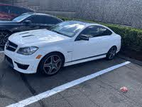 Picture of 2015 Mercedes-Benz C-Class C 63 AMG Coupe, exterior, gallery_worthy