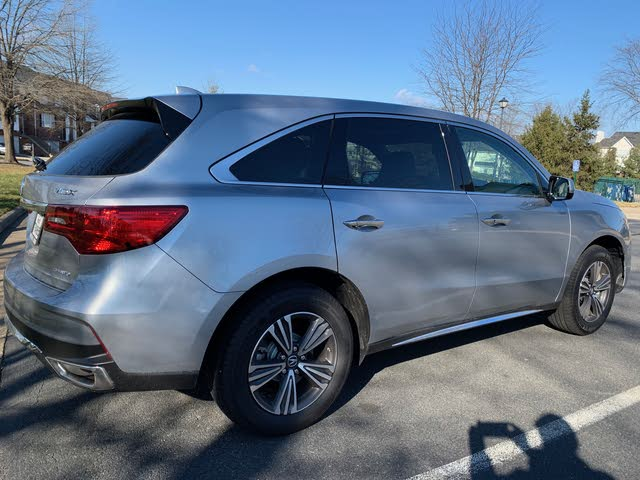 Picture of 2018 Acura MDX SH-AWD