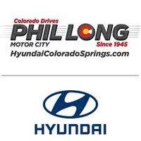 Phil Long Hyundai of Motor City logo